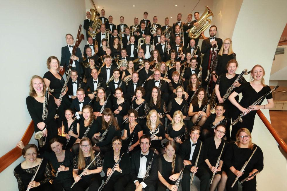 Das Freiburger Blasorchester 2017
